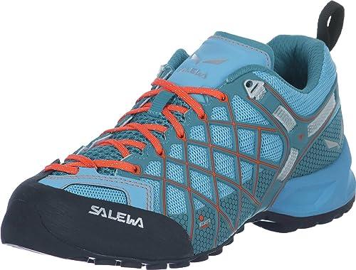 SALEWA WS Wildfire Vent, Zapatillas de Senderismo para Mujer: Amazon.es: Zapatos y complementos