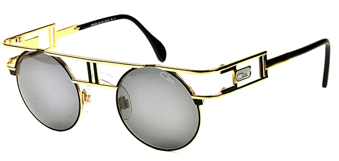 647e01c2f36 Image Unavailable. Image not available for. Color  Cazal 958 color 302 Black -Gold ...