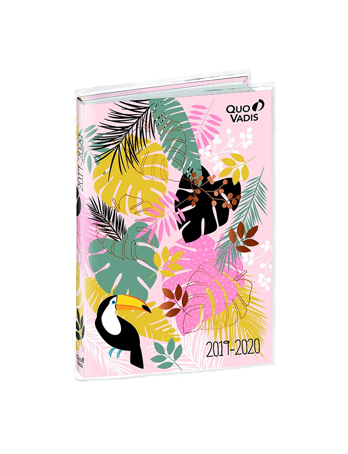 Agenda Escolar 1 Día/Página 2019-2020 Jungle, 12x17cm ...