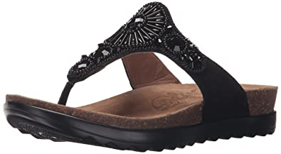 d15020386516 Dansko Women s Pamela Black Jewelled 36 (US Women s 5.5-6) Regular