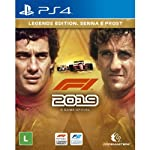 F1 2019 Legends Edition - PlayStation 4