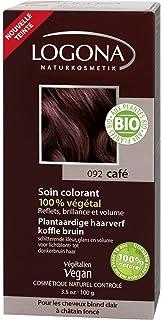 logona soin colorant caf 100 g - Crme Colorante Logona
