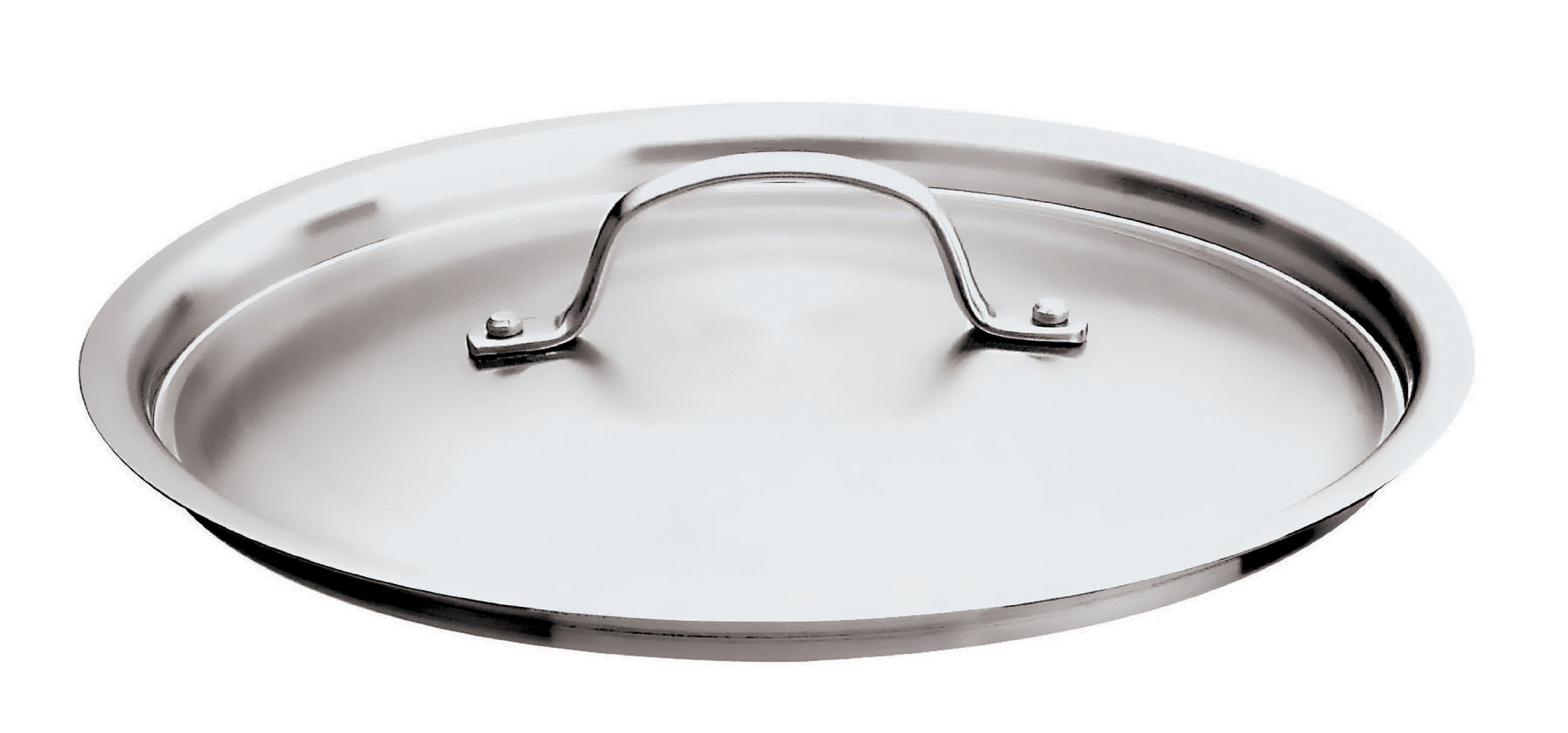 Paderno World Cuisine 4-3/4-Inch Stainless-steel Lid