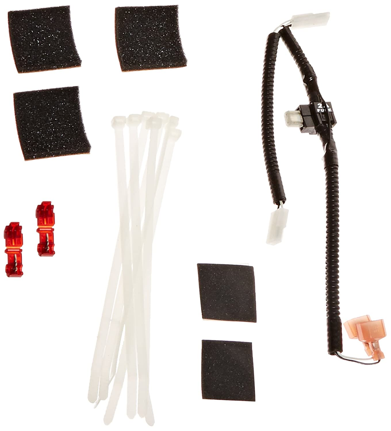 Genuine Scion Accessories PTS21-52081-DS Driver Side Wire Harness Kit for Illuminated Door Sills