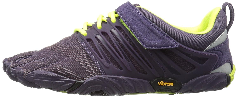 Vibram FiveFingers Damen V-Train Mehrfarbig Fitnessschuhe Mehrfarbig V-Train (Nightshade/Safety Yellow 17w6606) f300e2