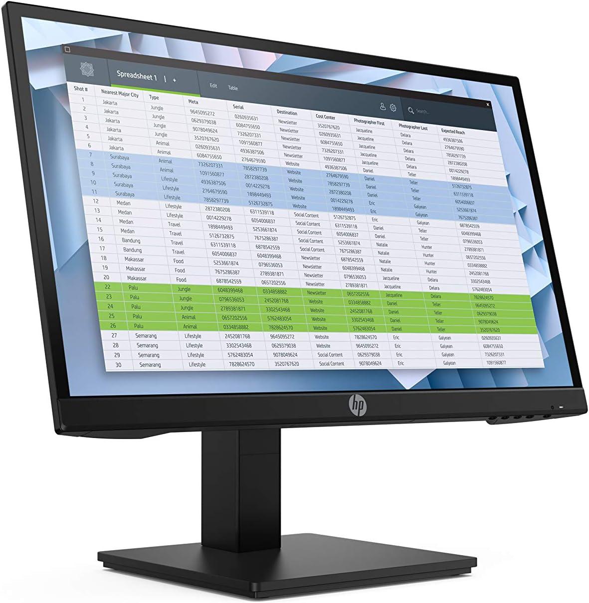 HP P22h G4 22inch FHD Monitor