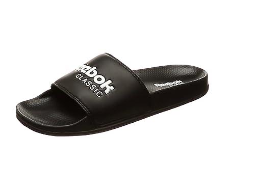 b815acf042e64 Reebok Men s Classic Slide Beach   Pool Shoes  Amazon.co.uk  Shoes ...