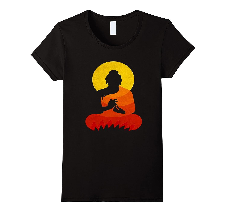 Buddha – YingYang Zen Yoga T-shirts