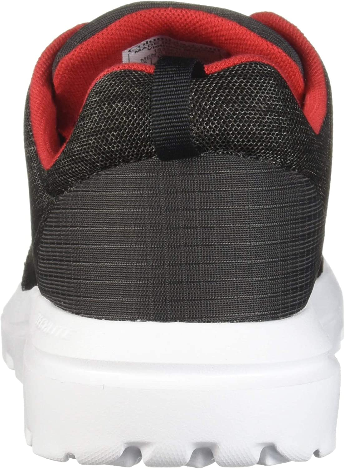 Columbia Mens Backpedal Shoe, Breathable, High-Traction Grip