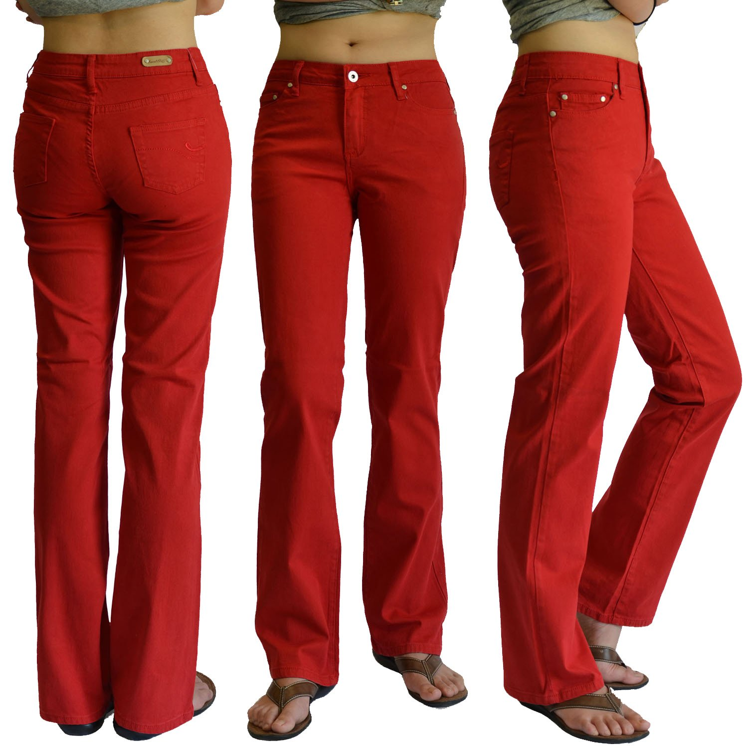 WOMENS ASSORTED COLOR DENIM STRETCH JEANS SIZE:3-17 #L5834 at ...