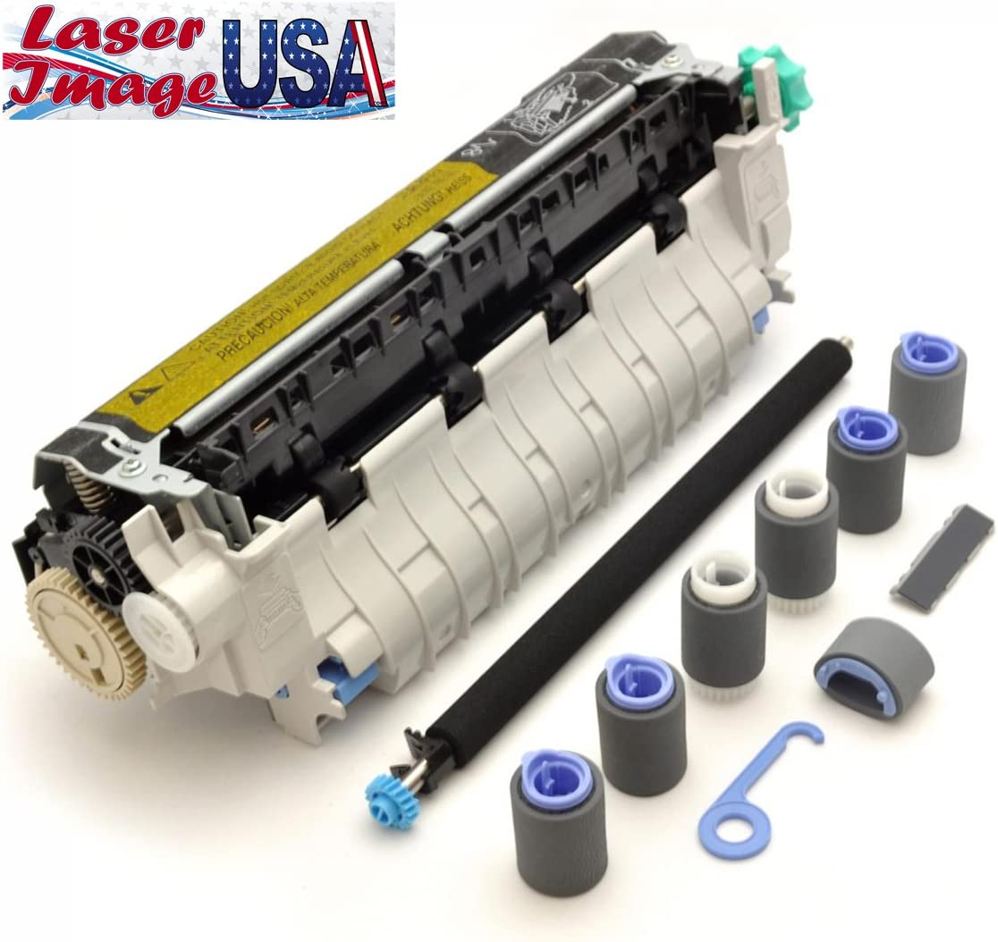 HP 4240 4250 4350 Fuser RM1-1082 - Free upgrade to Q5421A! Roller kit added to fuser!