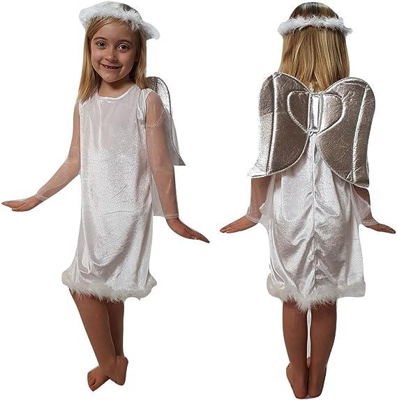 ANGEL - Disfraz niño, talla Age 4-6 (JAP968): Amazon.es: Juguetes ...