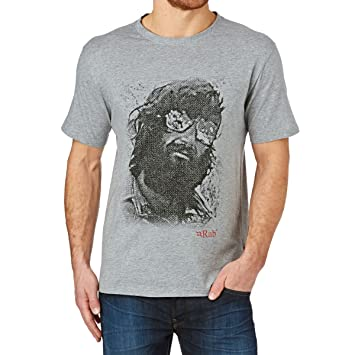 RAB MENS STANCE TEE - FEATHER GREY (MEDIUM): Amazon.es: Deportes y ...