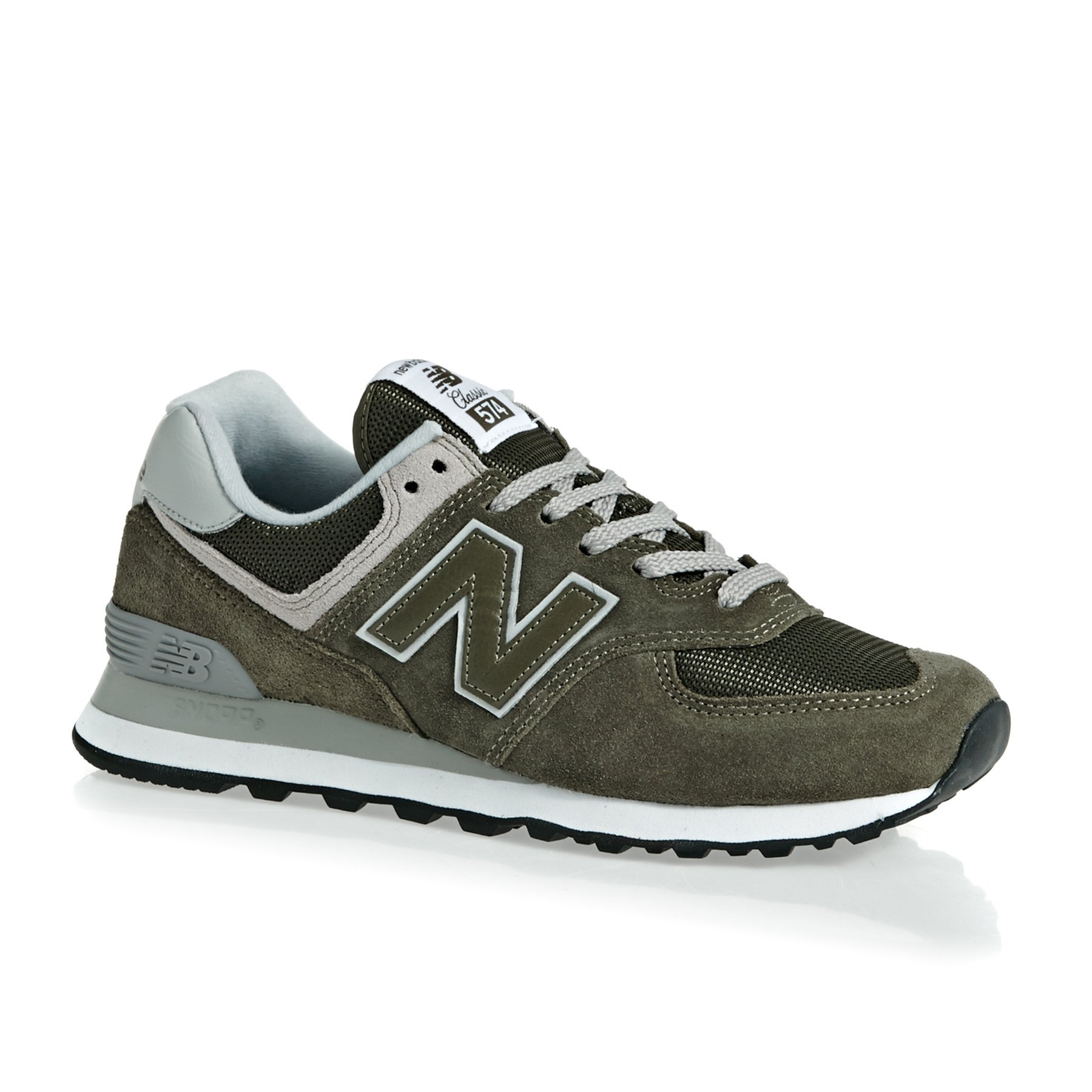 designer fashion 3642c 22ea0 New Balance Men's ML574EGO, Olive, 6.5 D US