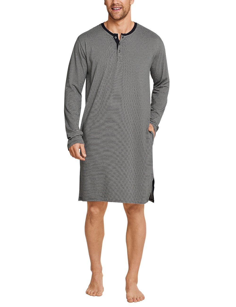 Schiesser Herren Einteiliger Schlafanzug 163650