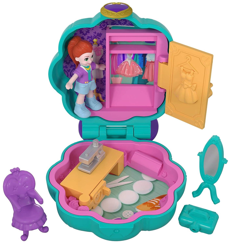 Polly Pocket Tiny Pocket World, Lila
