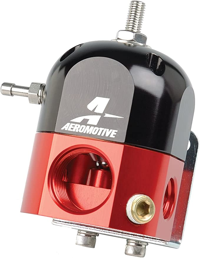 Aeromotive A1000 4-Port Bypass Fuel Pressure Regulator ARO13224