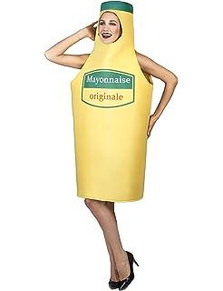The Adult Mayonnaise Jar Costume