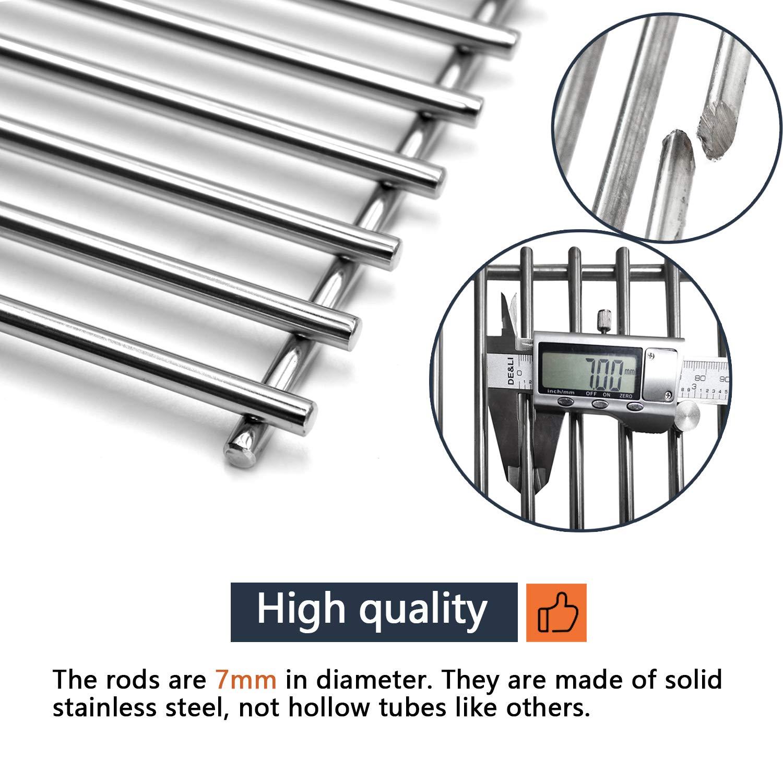 Amazon.com: Hongso SCI812 - Parrilla de varillas de acero ...