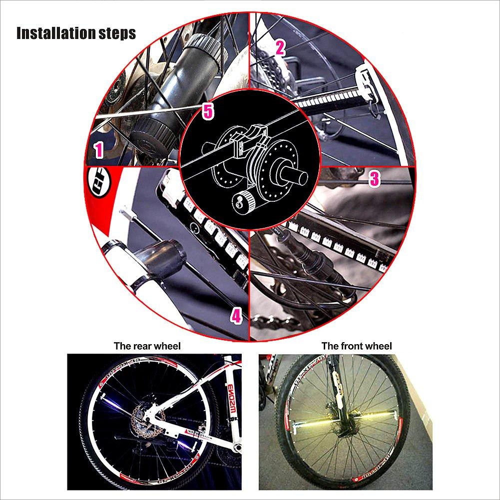 Black xiaokesong reg;Bicycle Bike Handlebar Aluminum Bell Ring
