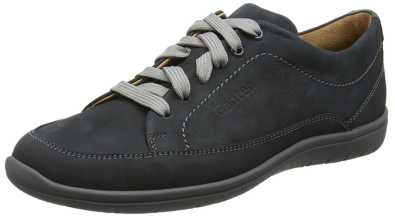 Ganter Gill, Weite G - Zapatos Derby Mujer 42.5 EU|Azul