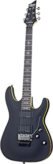 719eG78chcL._AC_UL320_SR214320_ amazon com schecter damien platinum 6 satin black musical Schecter Diamond Series Wiring Diagram at gsmportal.co