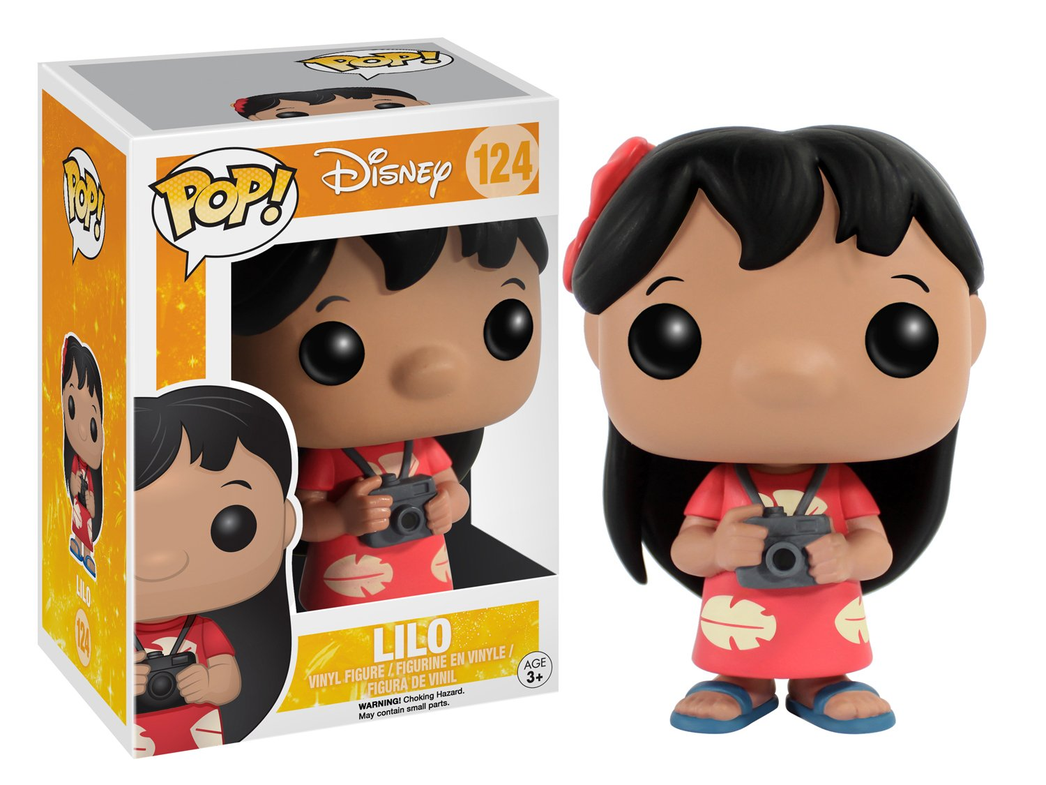 Image result for lilo pop figure