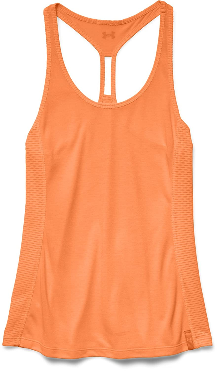 66b71e97d1 Under Armour Women's Fly-by Stretch Mesh Tank Top