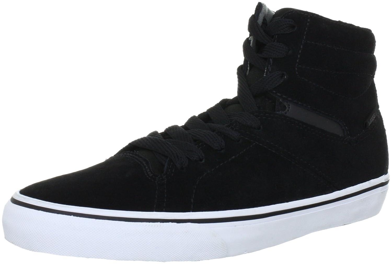 Vans Paladin VRRJ7A8 Herren Klassische Sneakers  46 EU|Schwarz ((Suede) Black/Pewter)