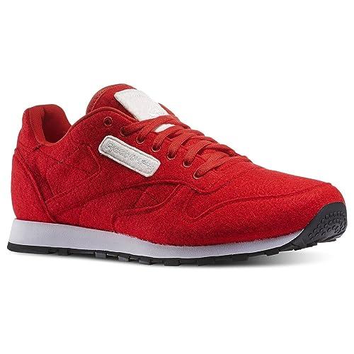 20c581a2ed981 Reebok - Zapatillas de Fieltro para hombre Rojo rojo