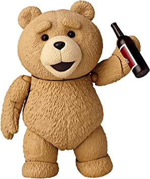 Max Factory figma Ted Action Figure Ted 2 Toy Japan