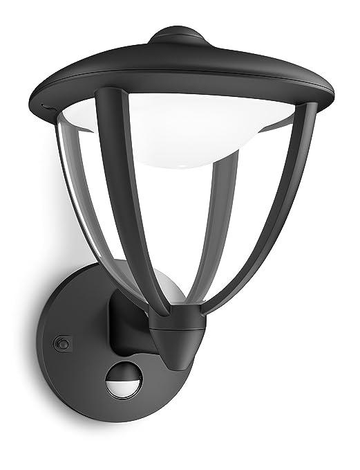 6 opinioni per Philips Robin Lampada da Parete LED Up con Sensore di movimento per Esterni