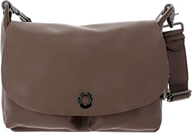 Mandarina Duck Mellow Leather, bolso bandolera para Mujer, 12x27.5x28 Centimeters (W x H x L)