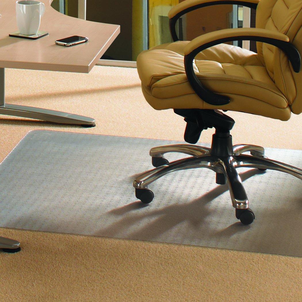 Bodenschutzmatten Kleinmöbel & Accessoires Treu Bodenschutzmatte BÜro Stuhl Unterlage Boden Matte Bodenschutz