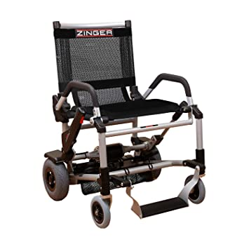 Amazon.com: Zinger Chair, Ultra-Portable Motorized Mobility ...