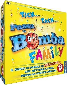 Giochi Uniti - Pasa la Bomba, Famillia: Amazon.es: Juguetes y juegos