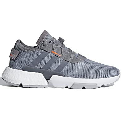 various colors bcb51 1bd60 adidas Originals POD-S3.1 Shoe - Men s Casual 7 Grey Solar Orange