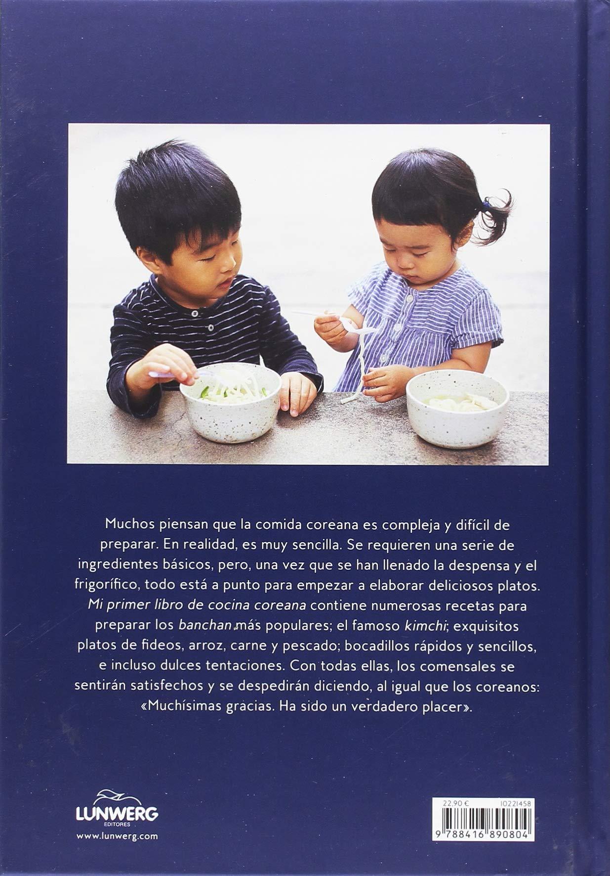 Mi primer libro de cocina coreana (Gastronomía): Amazon.es: Caroline Hwang, Lisa Linder, Gemma Salvà Santanachs: Libros