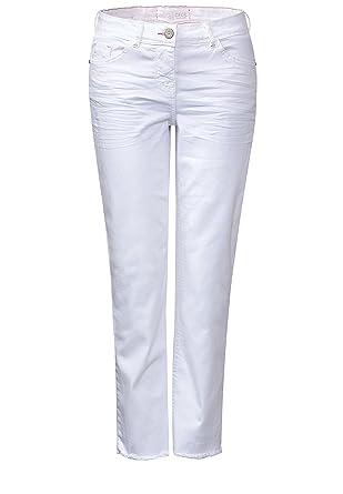 utterly stylish best wholesaler save off Cecil Damen Weiße 7/8-Denim Toronto 26