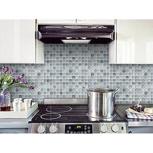 Plain Kitchen Wallpaper: Kitchen Backsplash Wallpaper: Amazon.com