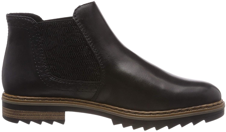 Tamaris Damen 25300 Chelsea Boots Grau LZBIVIIPE
