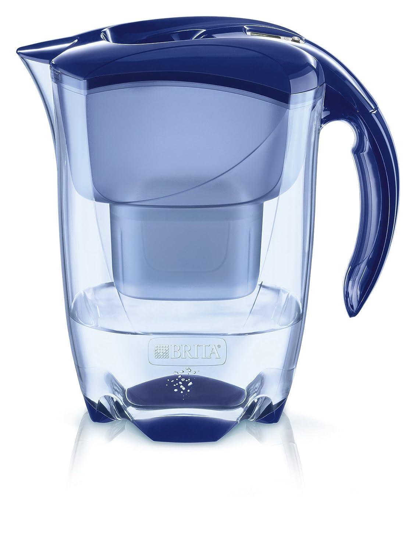 BRITA Elemaris XL Water Filter Jug and Cartridge, White S0540