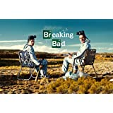 """Posters USA - Breaking Bad TV Series Show Poster GLOSSY FINISH - TVS048 (24"""" x 36"""" (61cm x 91.5cm))"""