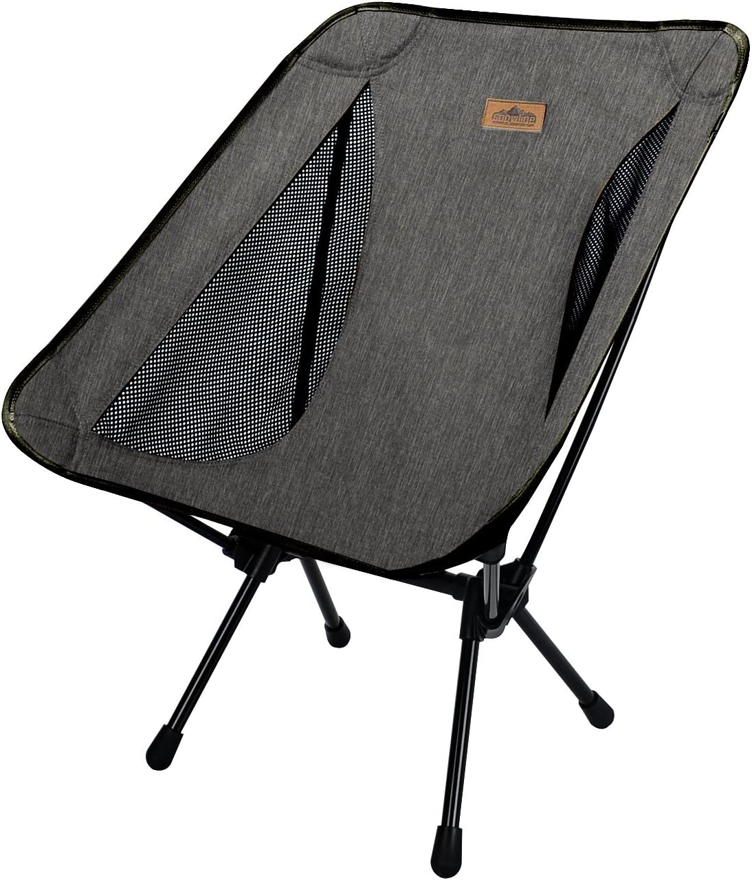 SNOWLINE Lasse Chair, Medium, Dark Grey