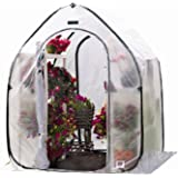 Flower House FHPH155 PlantHouse 5 Pop-Up Plant House