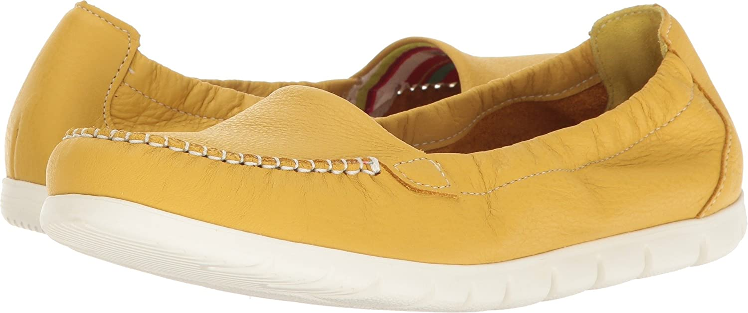 SAS Womens Sunny B01MZ4DG2P 9.5 W - Wide (C) US|Canary Yellow