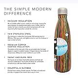Simple Modern 17 Ounce Wave Water Bottle