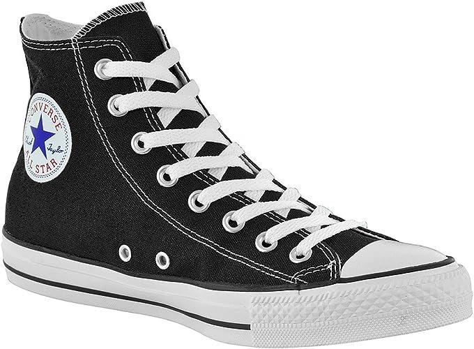 converse noir 40