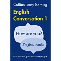 Easy Learning English Conversation: Book 1 (Collins Easy Learning English)