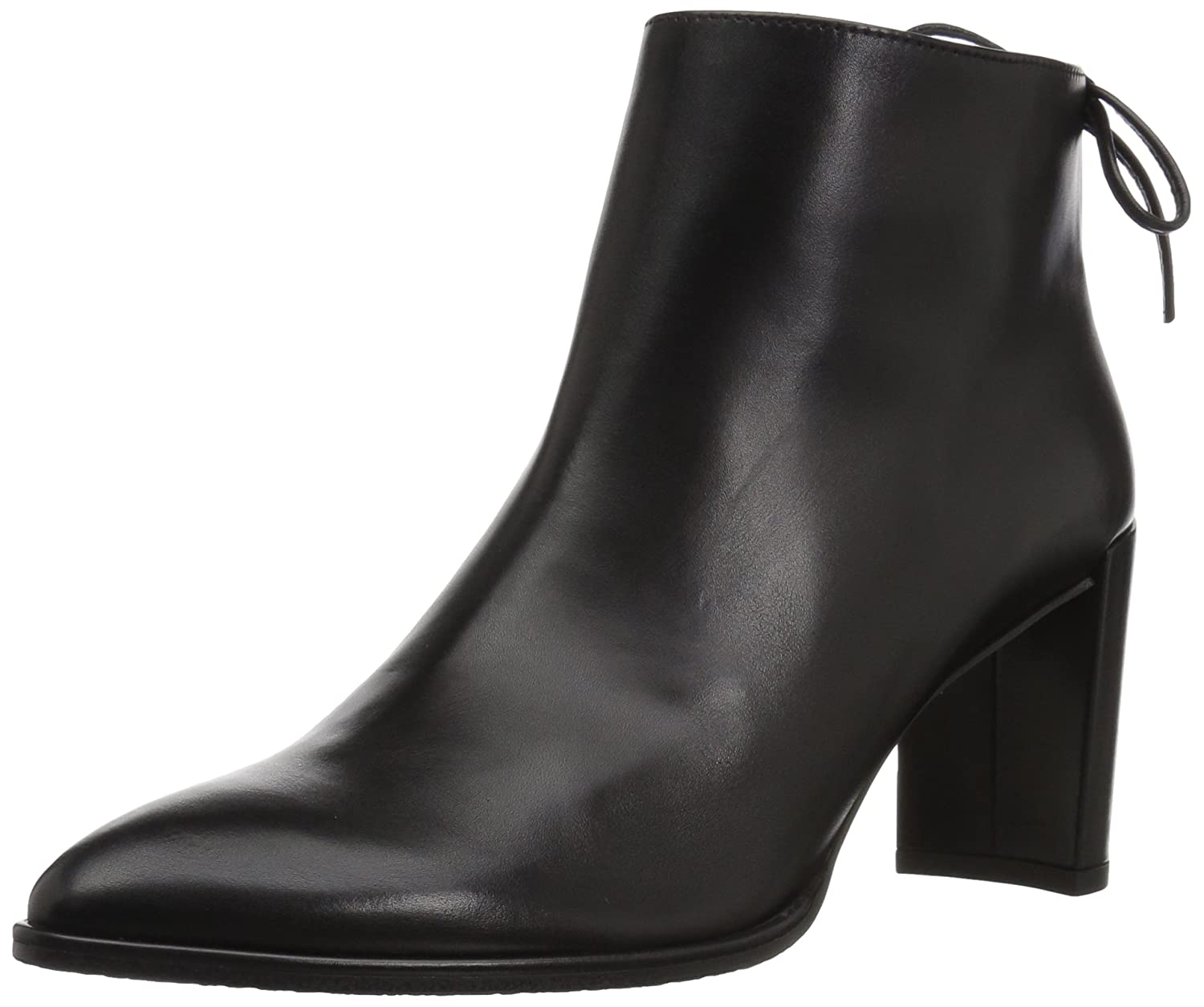 Stuart Weitzman Women's Lofty Ankle Boot B0747XL84G 8 B(M) US|Black Calf